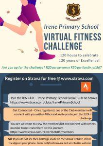Virtual fitness challenge